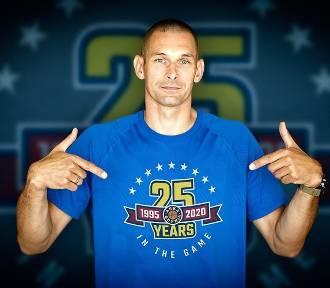 Dylewicz ma 40 lat i chce pobić rekord w Gdyni