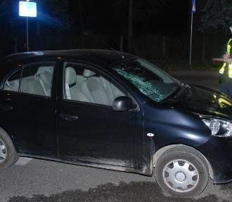 Pruszcz Gdański: 22-latek potrącił dwie osoby na przejściu dla pieszych