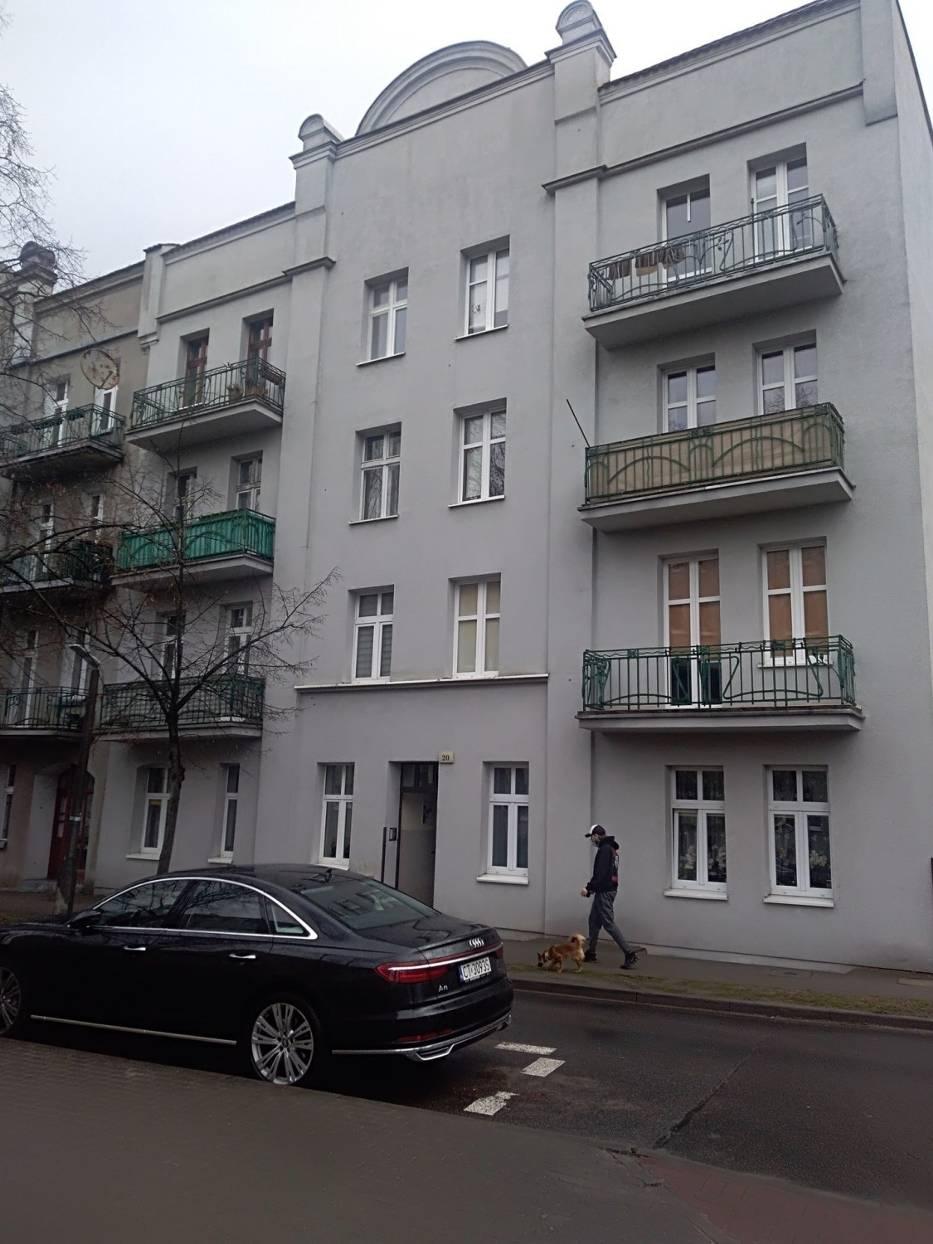 Tak ten budynek wygląda dzisiaj