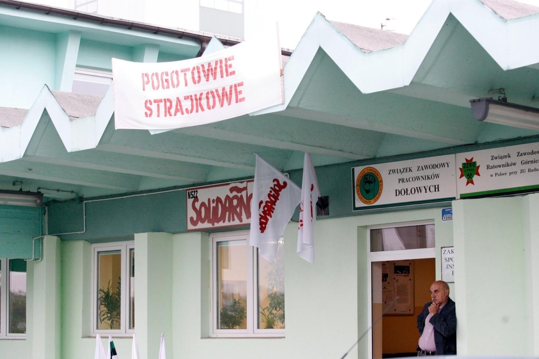 Pogotowie strajkowe w kopalniach na Śląsku zostało ogłoszone przez wszystkie centrale związkowe
