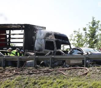 Sprawca katastrofy na drodze A6/S3, w której zginęła 5-osobowa rodzina ze Stargardu, na wolności