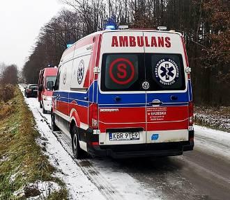 Dzień po dniu śmiertelne wypadki traktorzystów. Dziś Borzęcin. Wczoraj Żegiestów.