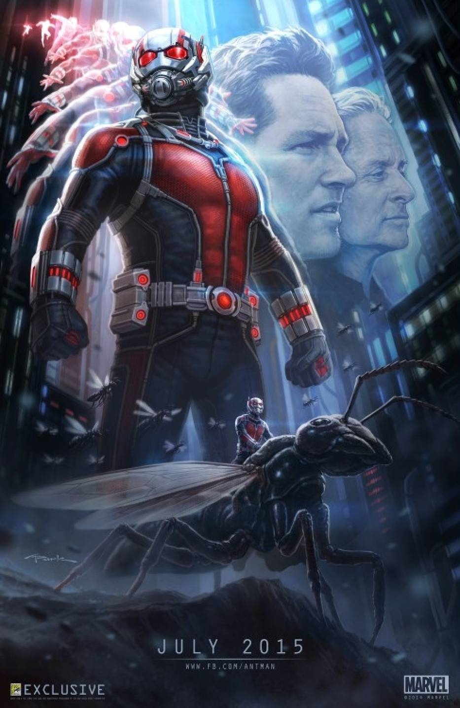 """Ant-Man"" - kadr z filmu"