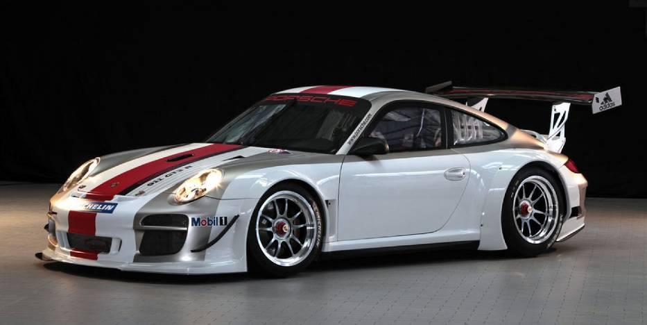 Samochód waży zaledwie 1200 kilogramów i zastąpi Porsche 911 GT3 Cup