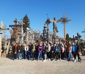 Uczniowie w Wadowic byli na Litwie. Mają piękne wspomnienia