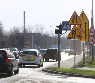 Budują tunel na DK81 w Katowicach. Od czwarktu zmiany w ruchu ZDJĘCIA