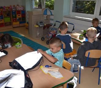 Część szkoły w Kalinowej w gminie Błaszki przebudowana na przedszkole ZDJĘCIA