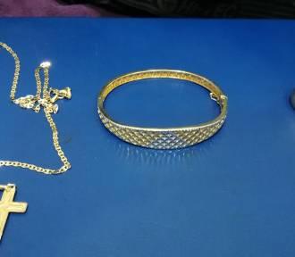 W Radziejowie 36-latek ukradł znajomej złoty łańcuszek, bransoletkę oraz pierścionek