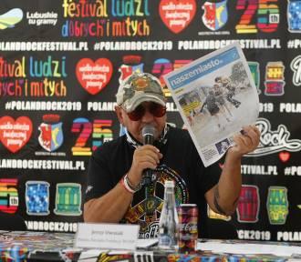 Naszemiasto.pl na 25. Pol'and'Rock Festival 2019. W środku felieton Jurka Owsiaka, wywiady i
