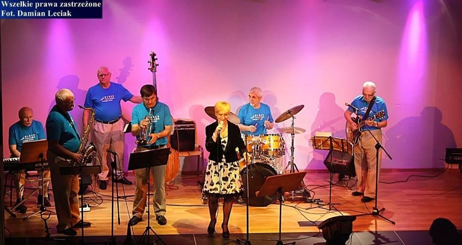 Blues Fellows Swingin' Band & Ewa Konarzewska