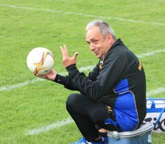 W jego rękach jest zdrowie piłkarzy Avii Świdnik