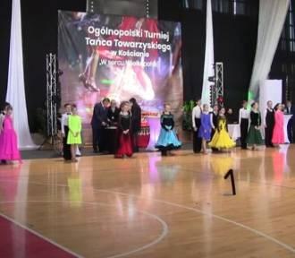 Ogólnopolski Turniej Tańca Towarzyskiego w Kościanie [ZDJĘCIA]