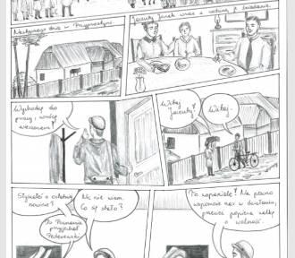 Jacenty Janek – cichy bohater w komiksie Mai Jędrasiak