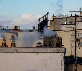 Smog zabija łodzian skuteczniej niż COVID