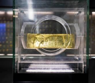 Ile mamy złota? Polska zajmuje 22. miejsce wśród banków centralnych na świecie