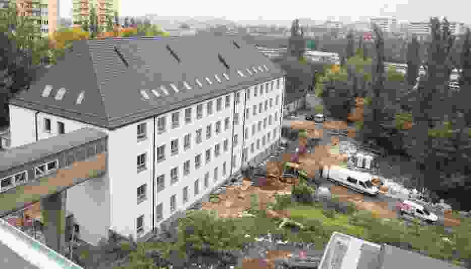 Przebudowa dawnego Szpitala Miejskiego w Szczecinie