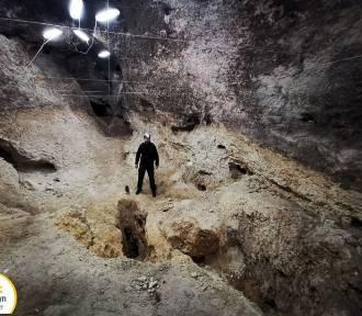 Sensacyjne odkrycie na Jurze: system jaskiń pod zamkiem