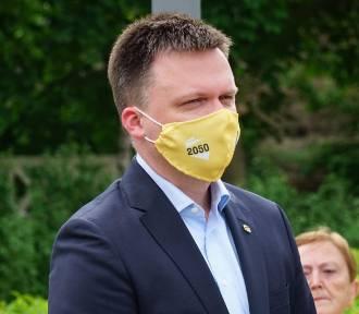 Burmistrz w ruchu Hołowni