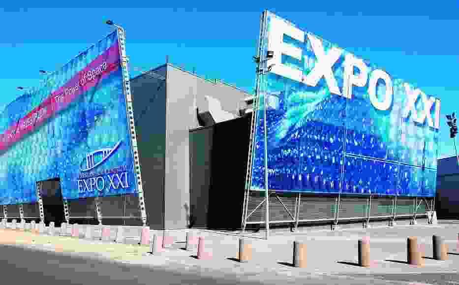 Nowa hala EXPO XXI będzie jedną z kilku, do których w trakcie Euro 2012 przyjadą dziennikarze z całego świata