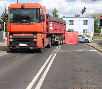 Gniezno. Tragiczny wypadek na skrzyżowaniu Witkowskiej i Wolności