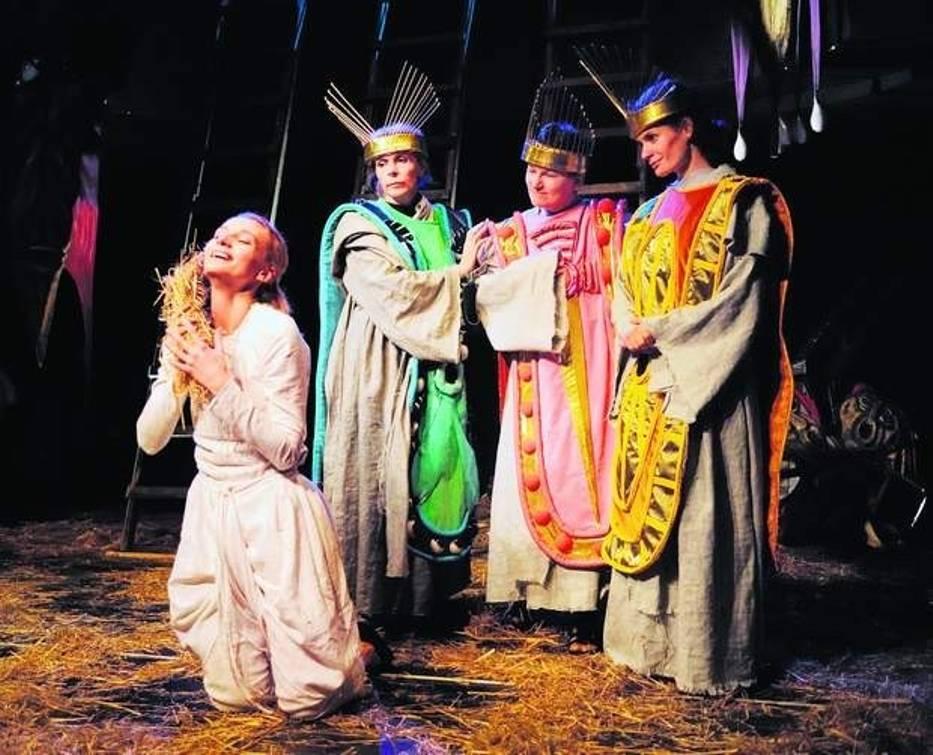 """""""Joanna d'Arc"""" to nowa propozycja Teatru Ateneum"""