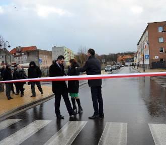 Sławno: Oficjalne otwarcie  ulicy Kopernika po remoncie [ZDJĘCIA, WIDEO]