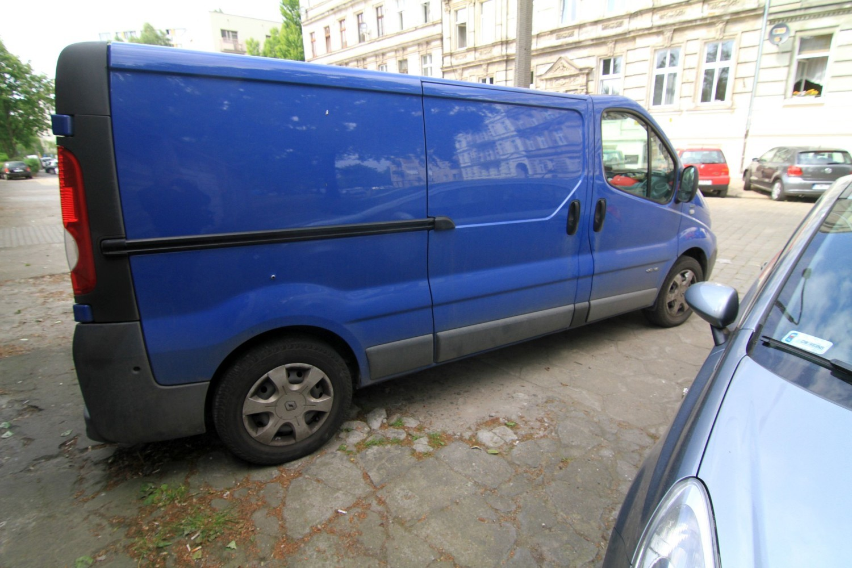 Wypadek w Brzekińcu - sprawca poszukiwany