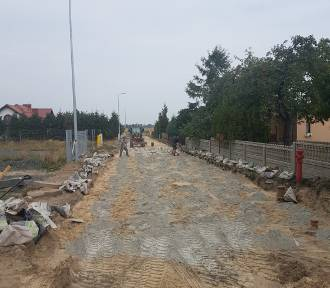Ruszyła budowa drogi w Starym Widzimiu - Bambry