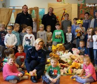 Uczniowie z Żor zebrali misie, które trafią do ofiar wypadków - ZDJĘCIA