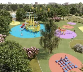 Na os. Chemików w Oświęcimiu powstanie nowy park [WIZUALIZACJE]