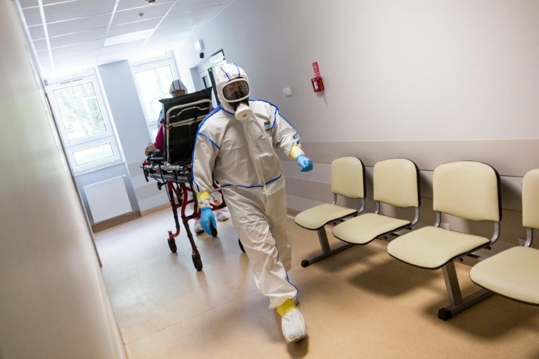 W ciągu ostatniej doby potwierdzono w Polsce 6170 zakażeń koronawirusem