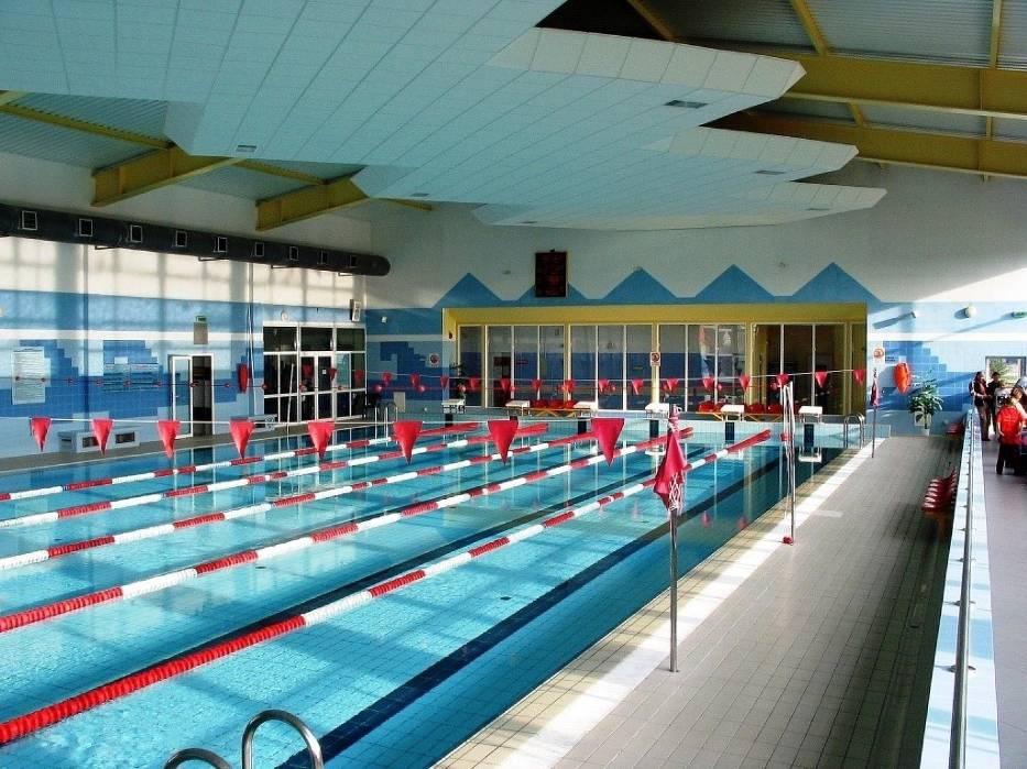 Pływalnia miejska w Jędrzejowie