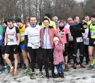 Pobiegli dla Beaty, wystartowało kilkuset biegaczy w Legnicy [ZDJĘCIA]