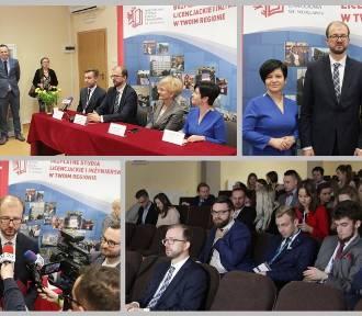 Studenci PWSZ we Włocławku będą mieli większy wpływ na kształcenie [zdjęcia, wideo]