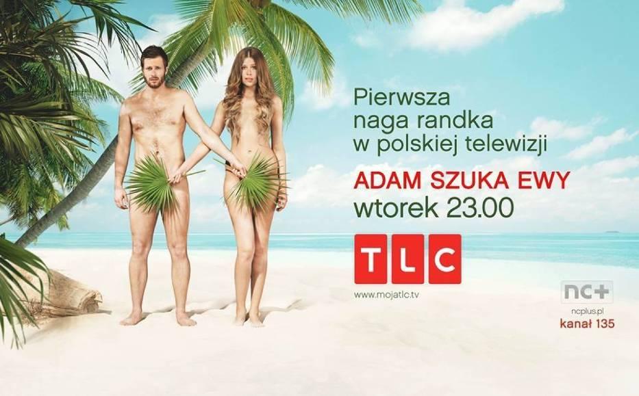 Adam szuka Ewy: Pierwsza naga randka w polskiej telewizji. Premiera w TLC