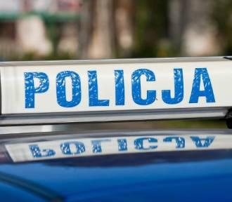 Wypadek w gminie Kleszczów. Dwie osoby zostały ranne ranne