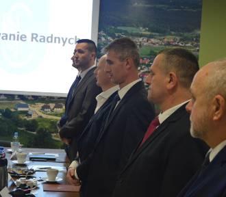 Sesja inauguracyjna Rady Gminy Sierakowice - ZDJĘCIA