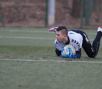 Bartłomiej Wojtanowski z powodzeniem gra nie tylko na trawie