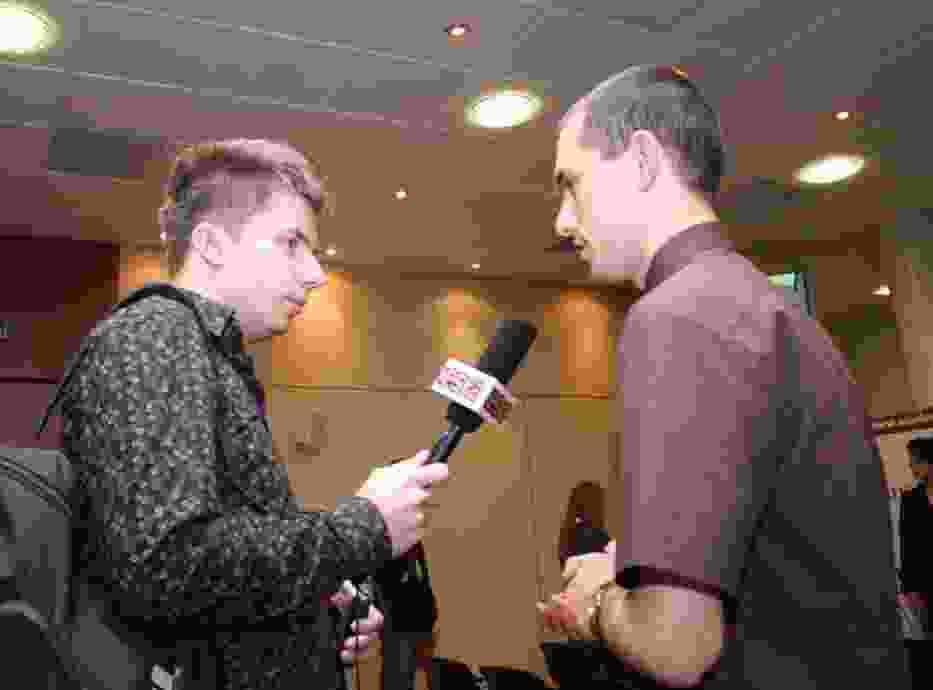 Markiem Iwaniszyn otrzymał główną nagrodę w kategorii Dziennikarz Obywatelski 2008 Roku decyzją Kapituły