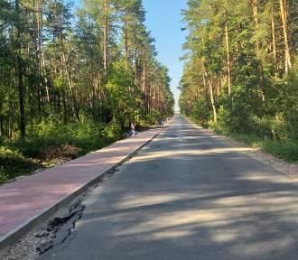 Przebudowa drogi ze Smardzewic do Tresty. Uwaga na zmianę ruchu i trasę linii nr 40