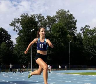 Biegi. Agata Gałan, lekkoatletka Wiking Rychnowy wystartuje w Memoriale Kamili Skolimowskiej