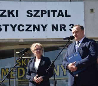 Szpital w Rybniku rozbuduje onkologię. A co z zawieszoną interną?