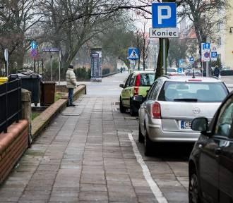Pieszy w Bydgoszczy się ucieszy, bo pod nogami nowy chodnik