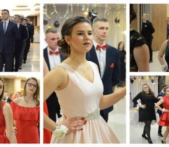 Studniówka 2019 Zespołu Szkół Gastronomiczno-Hotelarskich [zdjęcia]