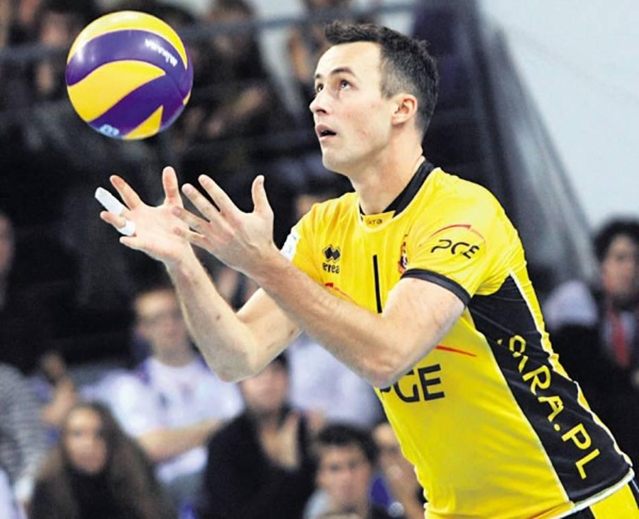 Maciej Dobrowolski jest przekonany, że PGE Skra Bełchatów poradzi sobie w Atlas Arenie z mistrzem Serbii