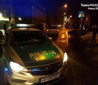 Piekary Śląskie: Potrącił kobietę przechodzącą po pasach