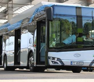 Autobus na prąd na ulicach Gdyni i Sopotu! ZDJĘCIA