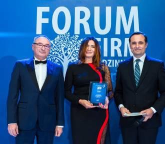 Właściciele Zoo Safari Borysew zdobyli pierwsze miejsce na Forum Firm Rodzinnych w Łódzkiem (ZDJĘCIA)