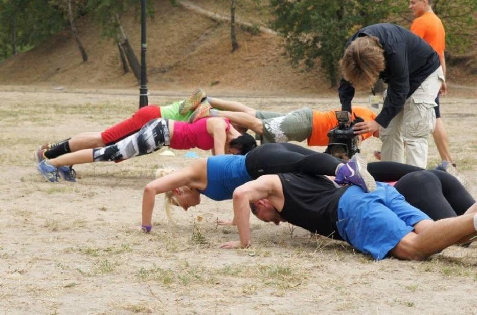 Trening Boot Camp