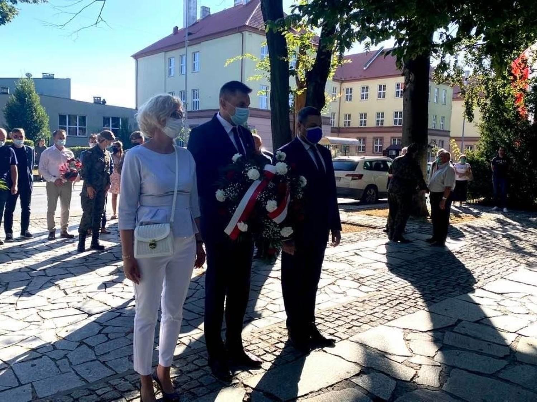 W Sandomierzu  uczczono 76. rocznicą wybuchu Powstania Warszawskiego [ZDJĘCIA]